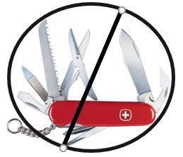 Versatility - the Swiss Army Knife